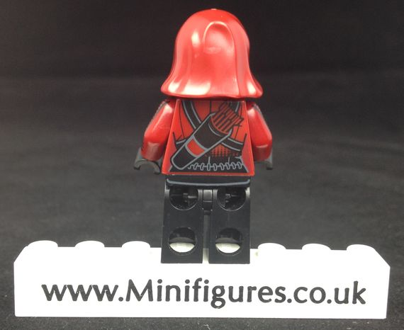Swifty Custom Minfigure Back