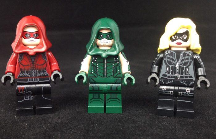The Vigilante Trio Custom Minifigures