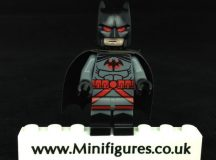 Thomas Wayne Flashpoint Batman Onlinesailin Custom Minifigure