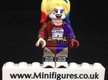 Harley Quinn Suicide Squad Custom Minfigure