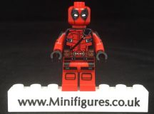 Sarcastic Mercenary Custom Minifigure