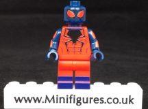 Spider-Man Dark LeYiLeBrick Custom Minifigure