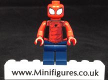 Spider-Man The Last Battle LeYiLeBrick Custom Minifigure