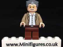 Stan Lee LeYiLeBrick Custom Minifigure