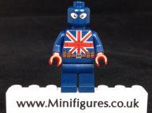 Union Jack LeYiLeBrick Custom Minifigure