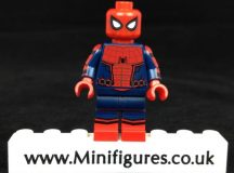 Arachnid Hero V2 Custom Minifigure