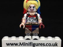Harley Quinn SS Suicide Squad Custom Minfigure