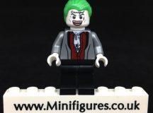 Silver Jacket Joker Custom Minifigure