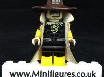 Yellow Lantern Scarecrow Custom Minifigure