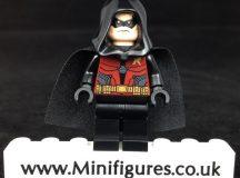 Arkham Knight Robin Custom Minifigure