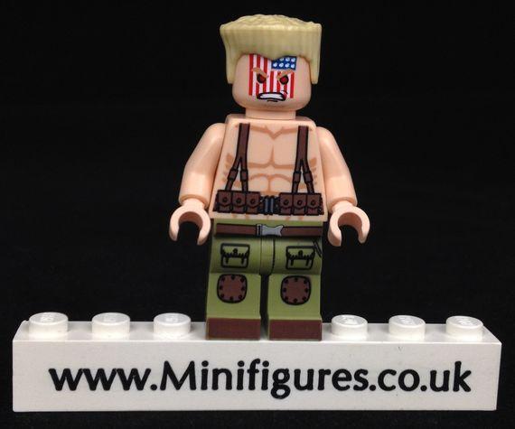 Nuke SFX Custom Minifigure