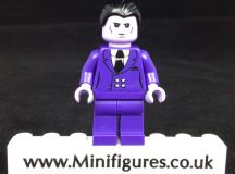 Purple Man SFX Custom Minifigure