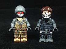 Reaper & Specter Rio De Janeiro Custom Minifigures