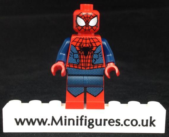 Spider-Man LeYiLeBrick Custom Minifigure