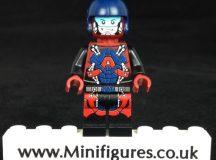 Atom LeYiLeBrick Custom Minifigure