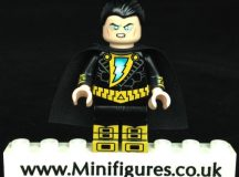 Black Adam LeYiLeBrick Custom Minifigure