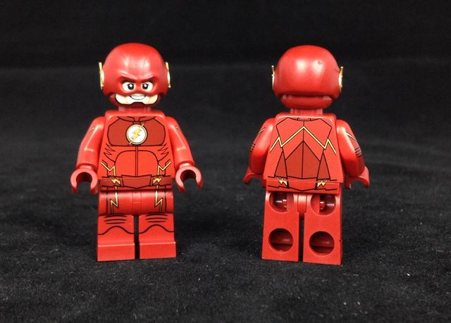 Christo Flash Custom Minifigure