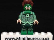 Green Lantern LeYiLeBrick Custom Minifigure