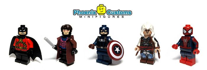 Phoenix Customs 2014 Releases