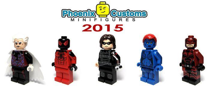 Phoenix Customs 2015 Releases
