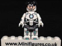 Superior Iron Man LeYiLeBrick Custom Minifigure