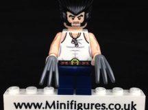 Wolverine LeYiLeBrick Custom Minifigure