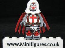 Azrael LeYiLeBrick Custom Minifigure