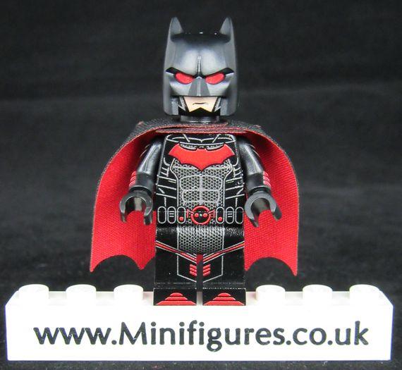 Batman 3000 LeYiLeBrick Custom Minifigure