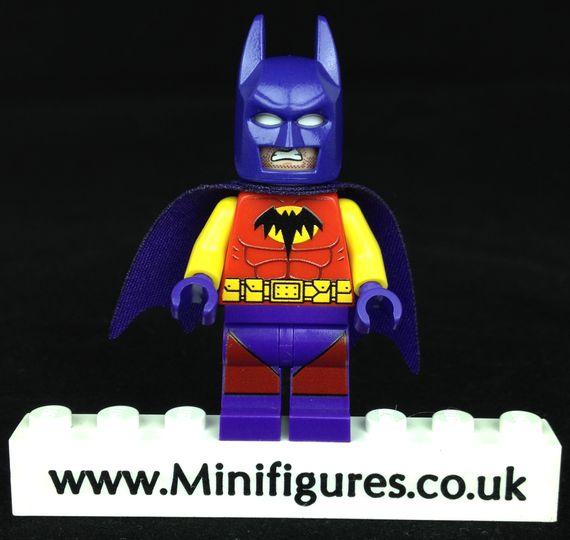 Batman Zur-En-Arrh LeYiLeBrick Custom Minifigure