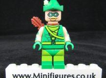 Campy Quiver Custom Minifigure