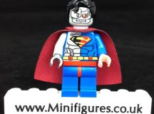 Cyborg Superman LeYiLeBrick Custom Minifigure