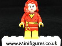 Dark Phoenix LeYiLeBrick Custom Minifigure