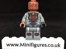 Deathlok LeYiLeBrick Custom Minifigure