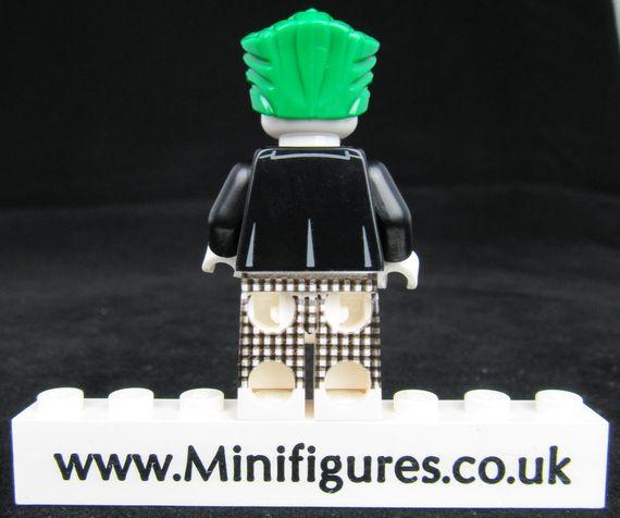 Mime Prince of Crime Custom Minifigure