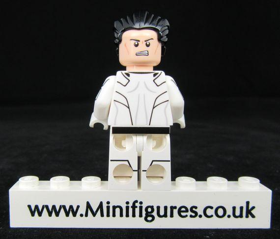 Mister Fantastic FF LeYiLeBrick Custom Minifigure
