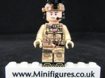 Seal LeYiLeBrick Custom Minifigure