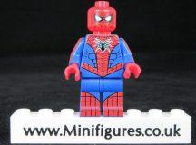 Spider-Man 21 LeYiLeBrick Custom Minifigure