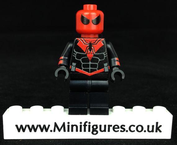 Spider-Man 22 LeYiLeBrick Custom Minifigure