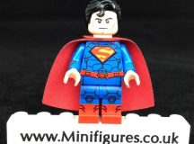 Superman LeYiLeBrick Custom Minifigure