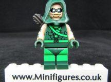 Verde Vigilante Custom Minifigure