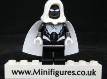 Black Moon Knight Custom Minifigure