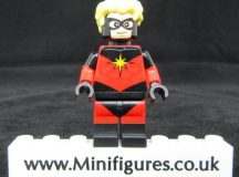 Captain Marvel Custom Minifigure