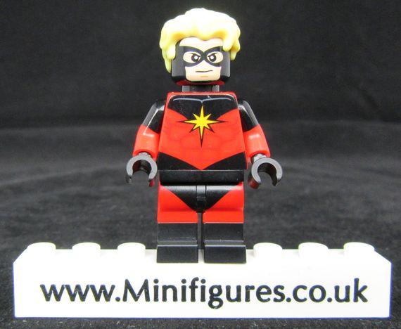 Captain Marvel Custom Minifigure