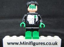 Kyle Rayner SFX Custom Minifigure
