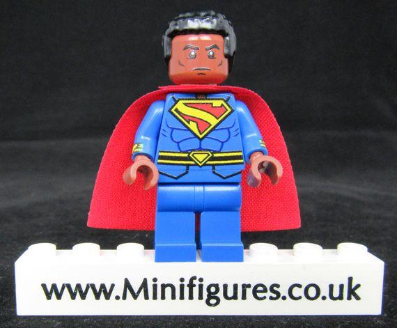 Superman Earth 23 Custom Minifigure