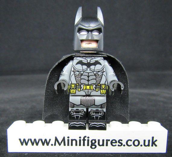 Batman Arkham LeYiLeBrick Custom Minifigure