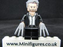 Logan LeYiLeBrick Custom Minifigure