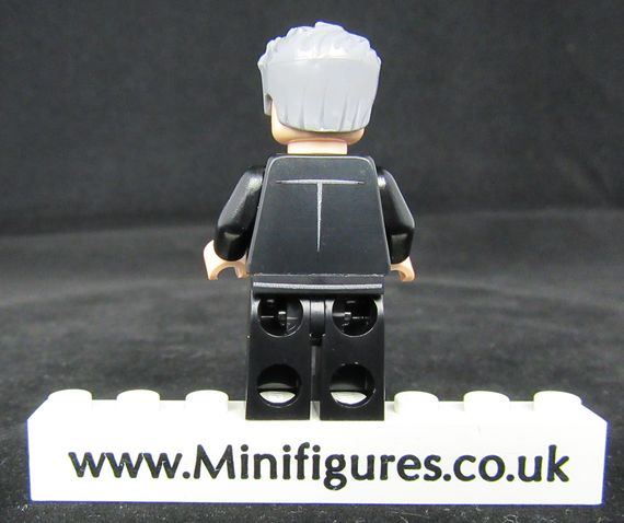 Logan LeYiLeBrick Custom Minifigure Back