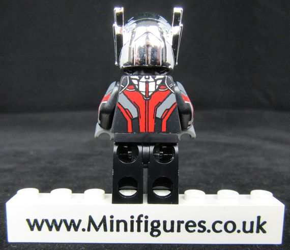 Micro Man KO Custom Minifigure Back
