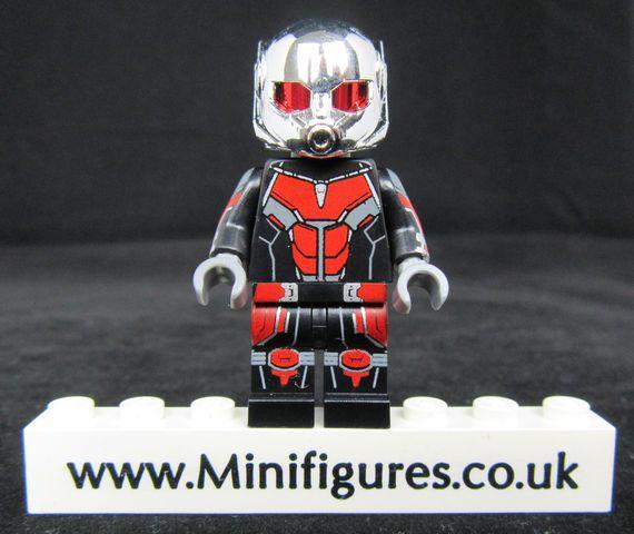 Micro Man KO Custom Minifigure